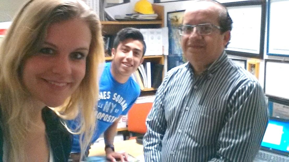 Selfie Science: Con Raciel FloresQuijano