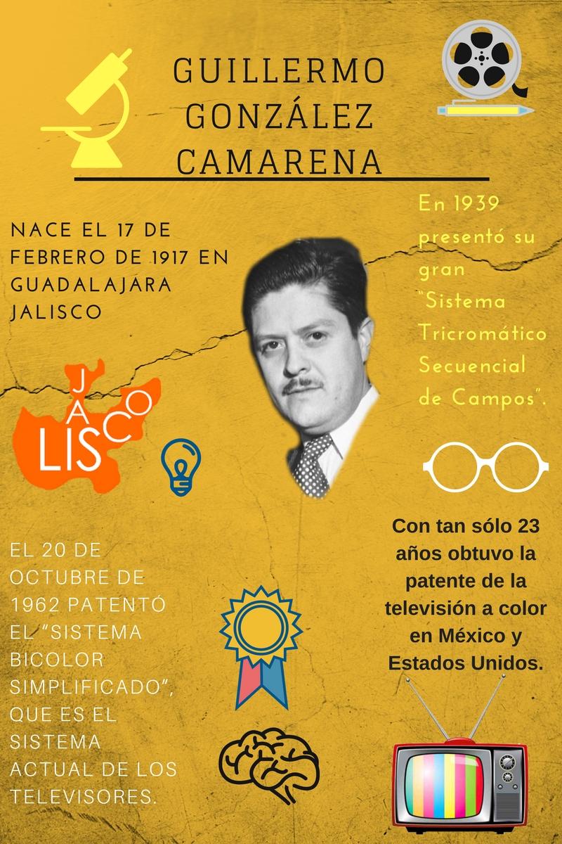 Conoce a Guillermo GonzálezCamarena