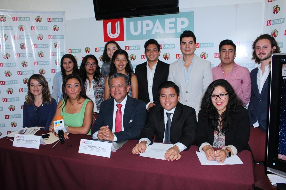 """Lanzan blog alumnos de Ciencias de la Comunicación de UPAEP """"Acción a laCiencia"""""""