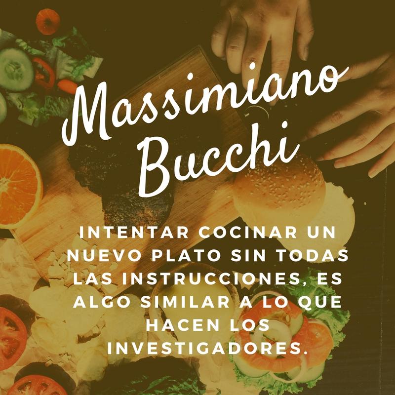 Massimiano Bucchi