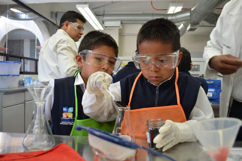 ¿Cómo se genera ciencia y tecnología enPuebla?