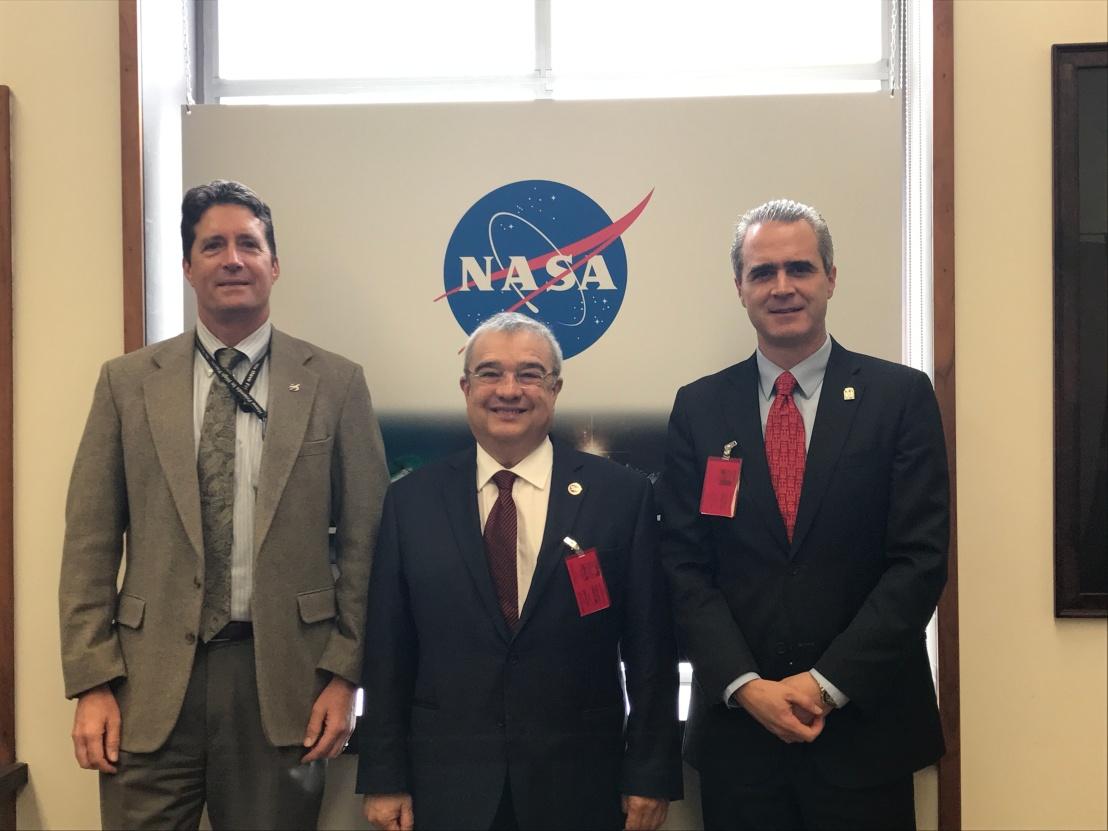 RECTOR UPAEP NASA
